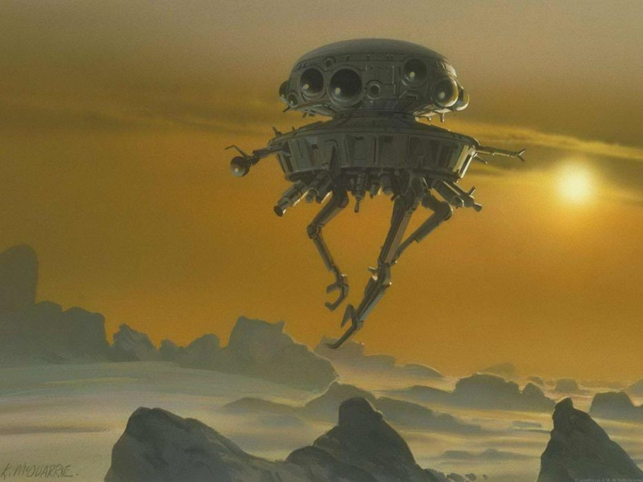 Star Wars Ralph McQuarrie wallpaper