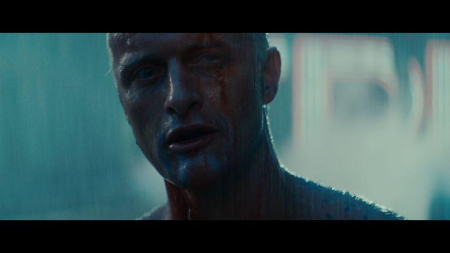 Blade Runner screenshots Rutger Hauer wallpaper