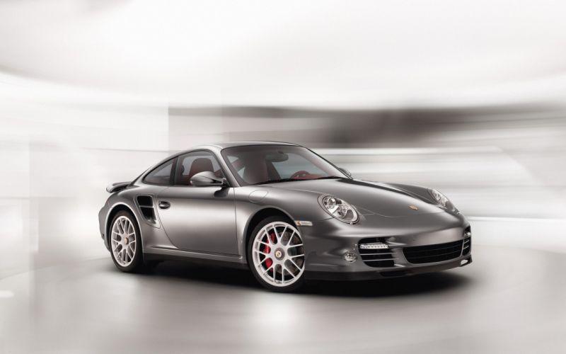 Porsche cars grayscale wallpaper