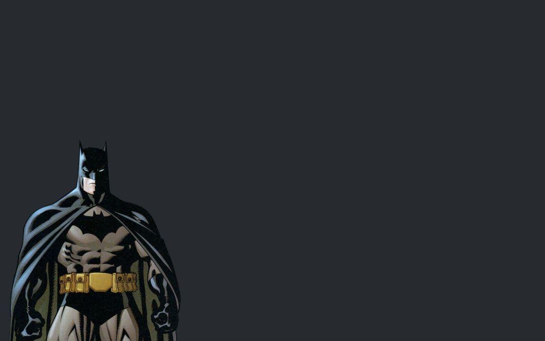 Batman superheroes simple background wallpaper