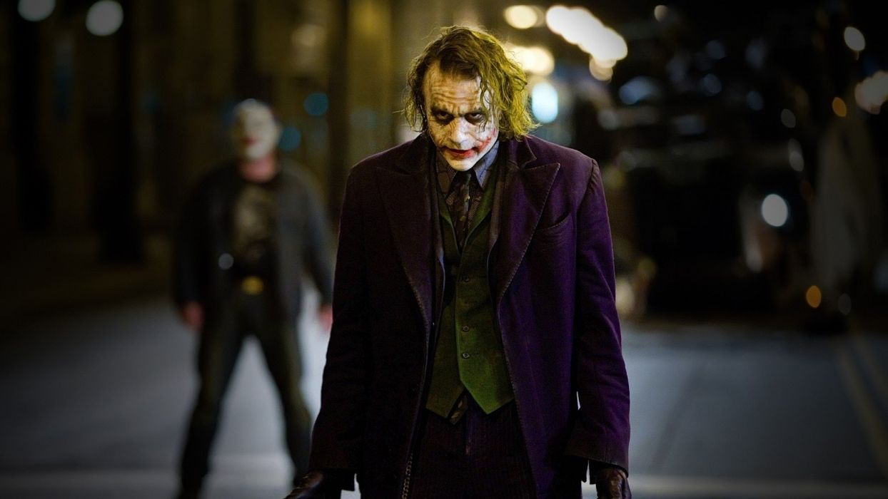 Batman Movies The Joker The Dark Knight Wallpaper 1920x1080