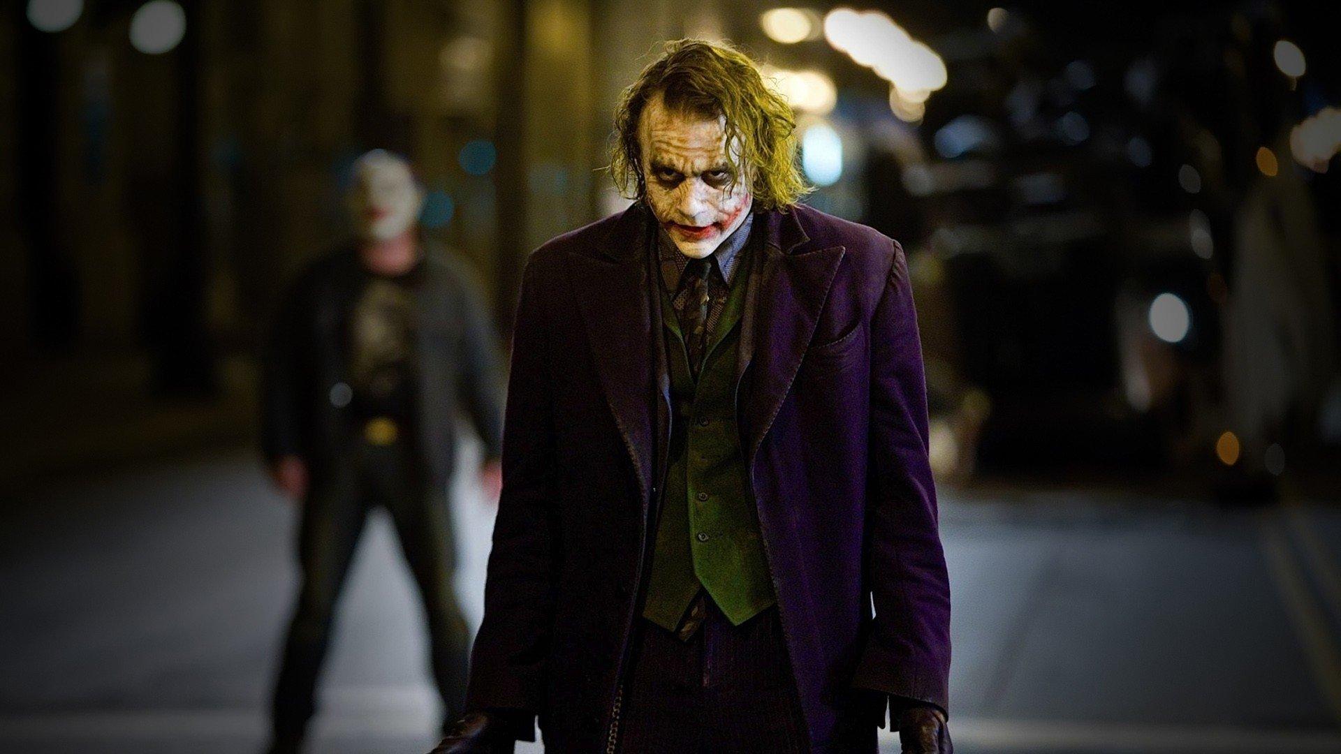 Batman Movies The Joker Dark Knight Wallpaper