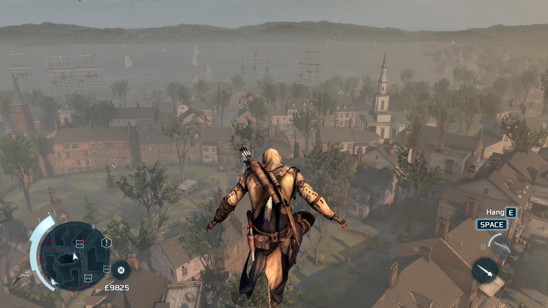 Screenshots Boston Assassins Creed 3 Indian Native American