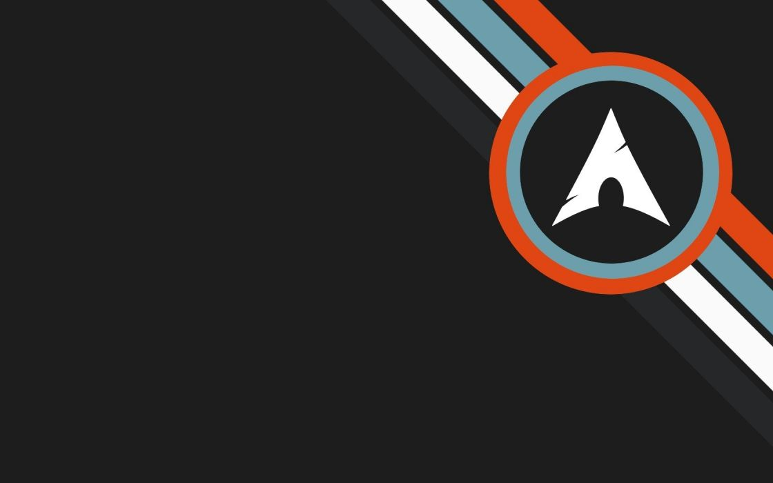 Linux operating systems Arch Linux wallpaper
