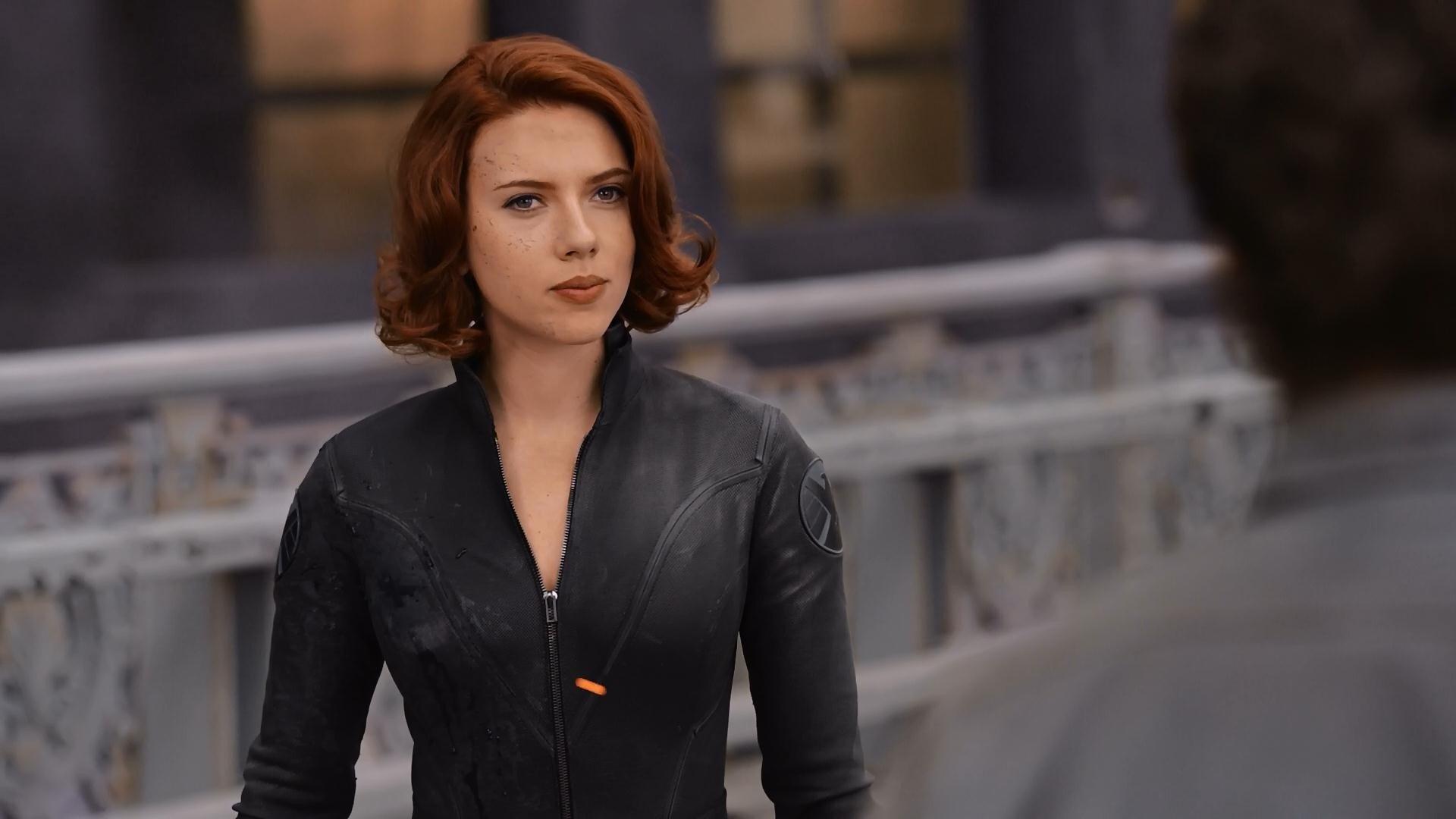 Women Scarlett Johansson Black Widow The Avengers (movie ...
