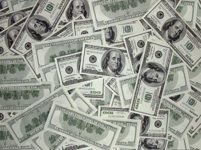 American money USA cash dollar bills wallpaper