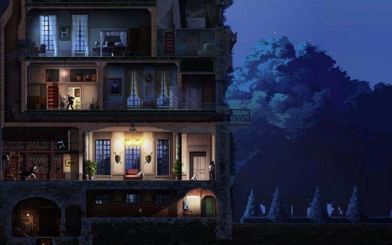 houses Tintin The Adventures Of Tintin wallpaper