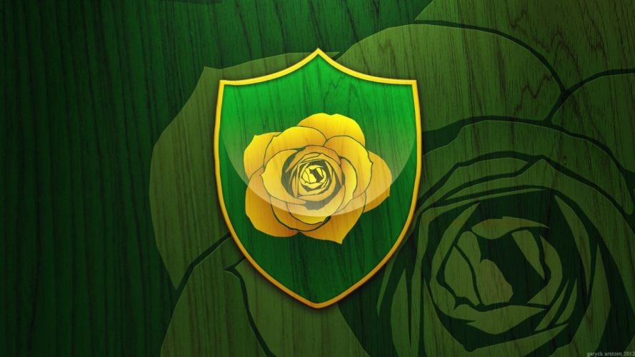Game of Thrones emblems House Tyrell wallpaper