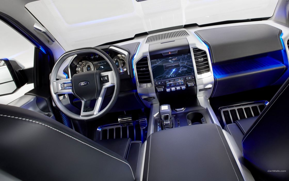 cars Ford dashboards wallpaper