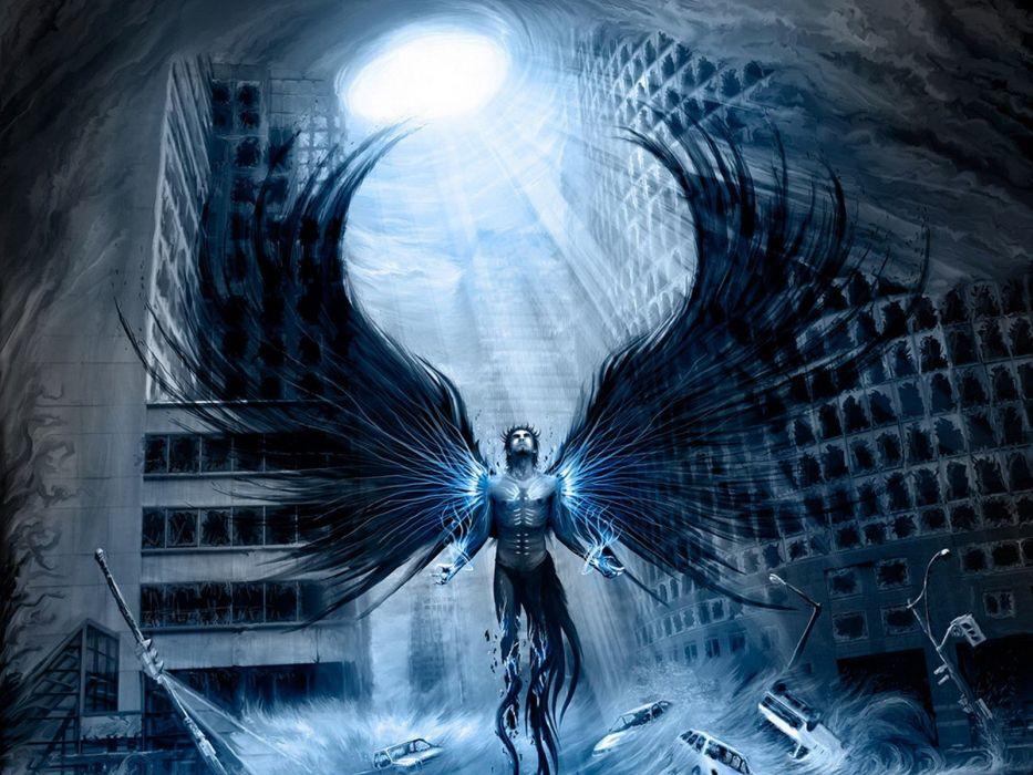 angels Vitaly S Alexius wallpaper