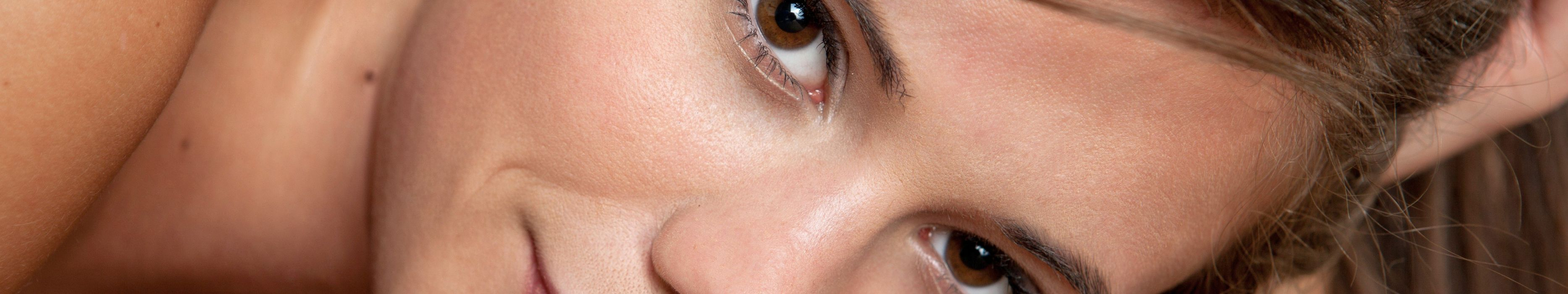 women Little Caprice nude Eyefinity wallpaper