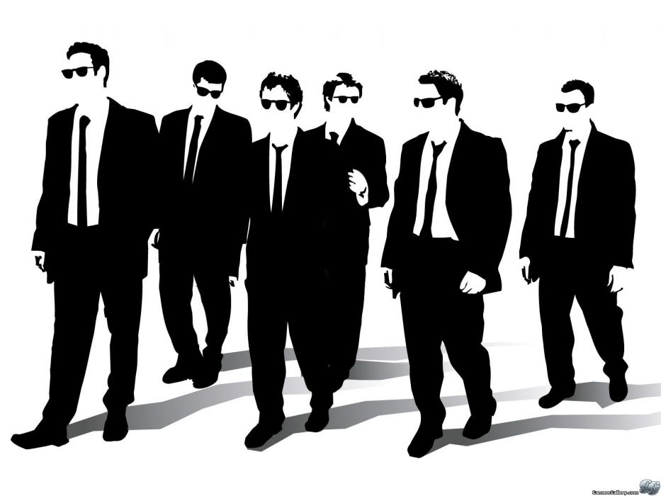 movies Reservoir Dogs movie posters wallpaper