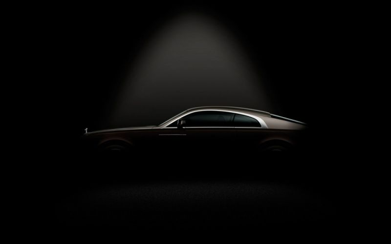 cars Rolls Royce Wraith wallpaper