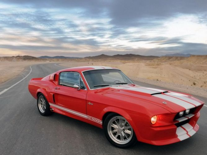 cars front Classic racing Ford Shelby wallpaper
