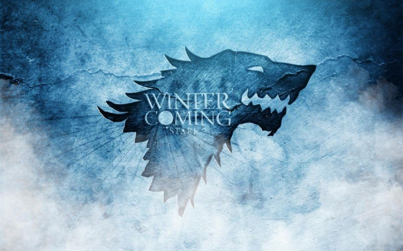 Game of Thrones Winter is Coming TV shows wallpaper