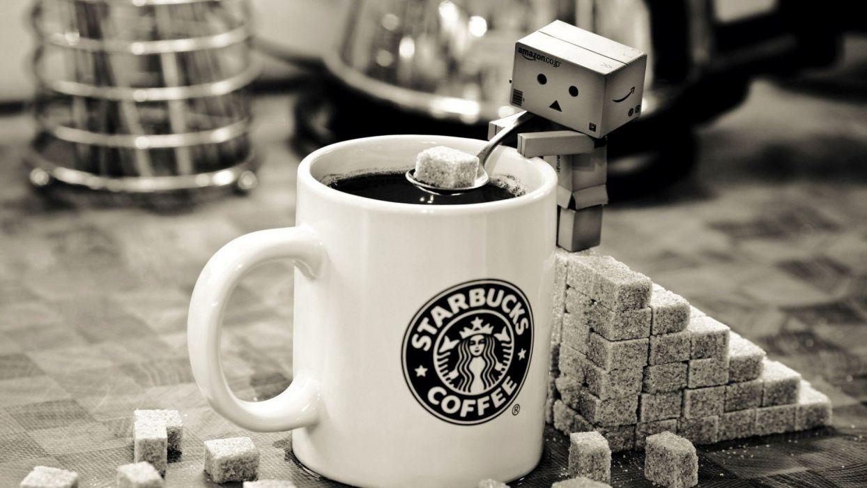 Coffee Danboard Starbucks wallpaper