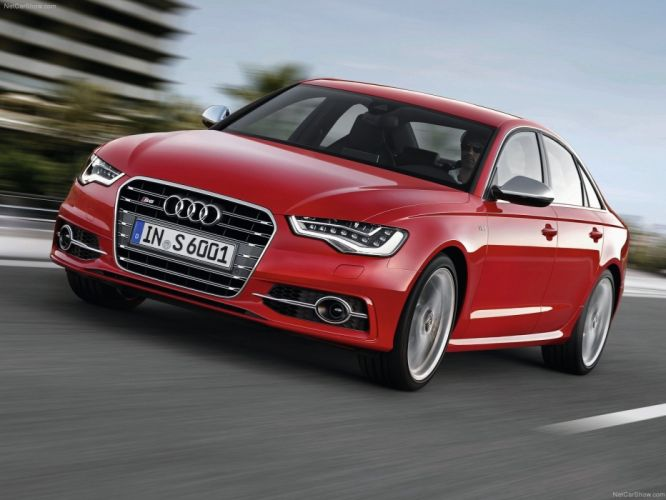 cars Audi Audi S6 wallpaper