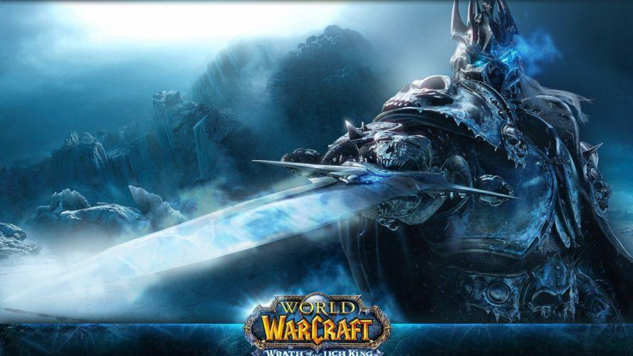 video games Warcraft wallpaper