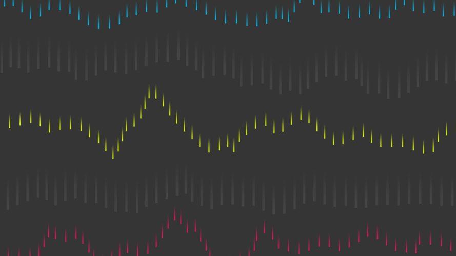 waves sound mangotangofox wallpaper
