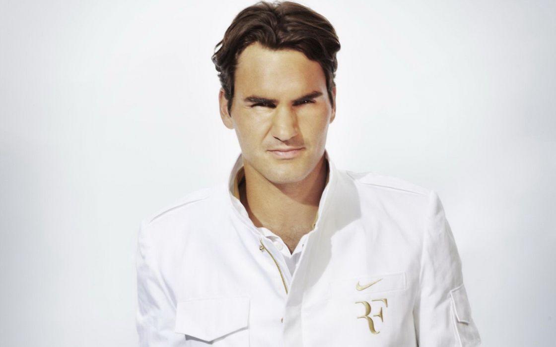 computers Roger Federer wallpaper