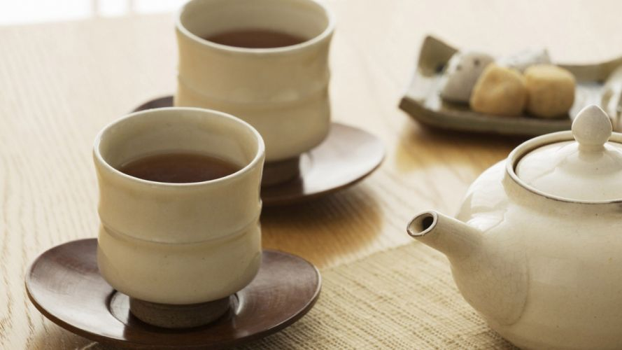 tea coffee food drinks wallpaper
