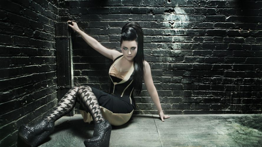 models Amy Lee Evanescence wallpaper