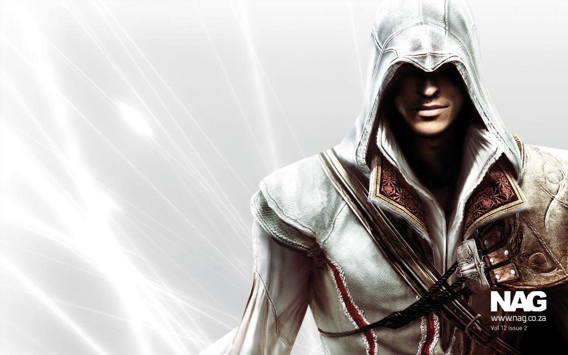 video games Ezio Assassins Creed 2 wallpaper