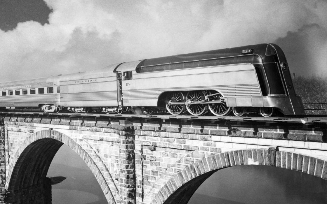 trains locomotives steam locomotives 4-6-2 streamliners wallpaper