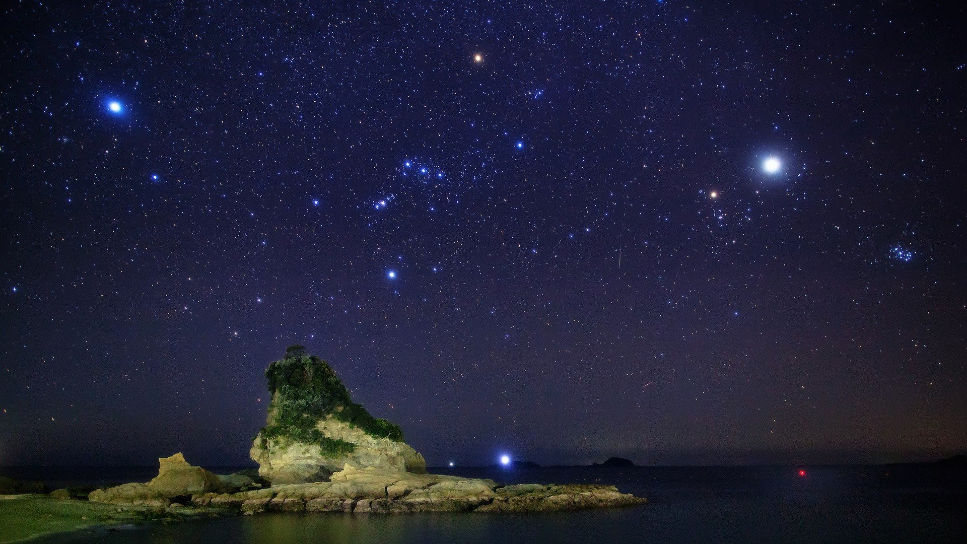 stars at night wallpaper - photo #42