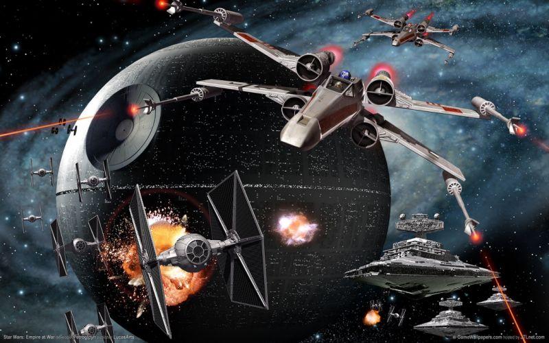 Star Wars video games wallpaper