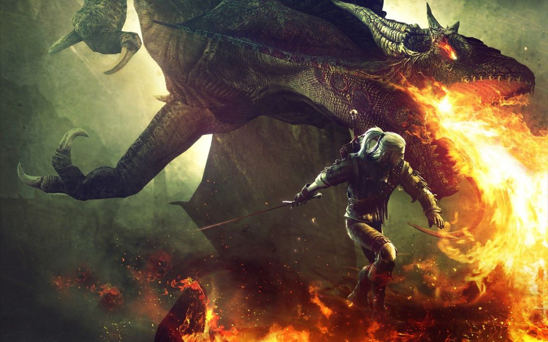 video games RPG The Witcher Geralt of Rivia The Witcher 2: Assassins of Kings wallpaper