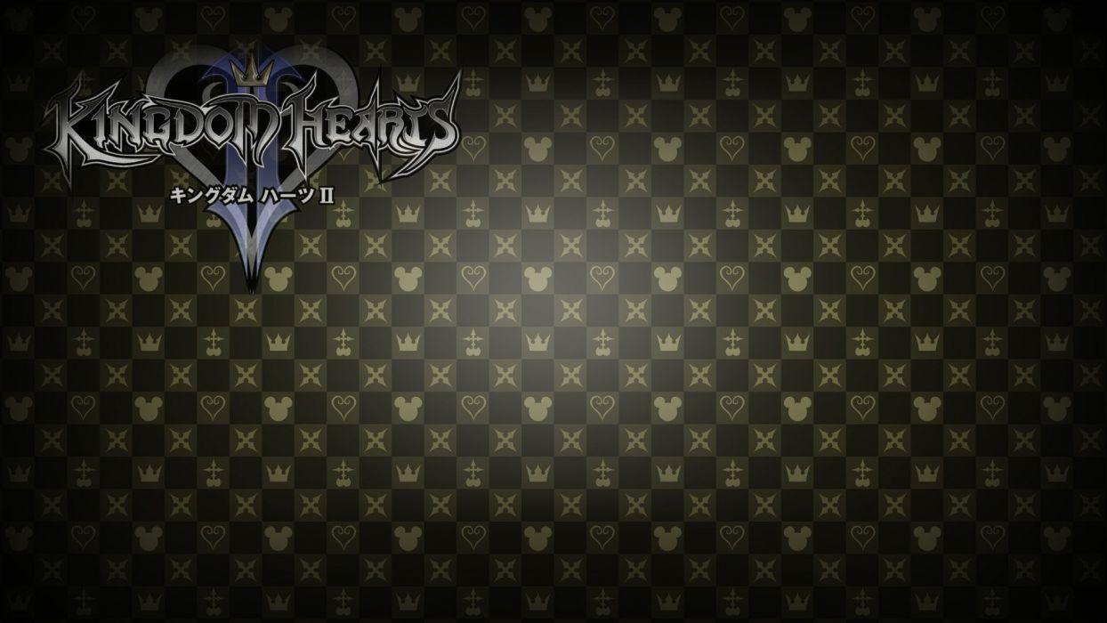 video games Kingdom Hearts wallpaper