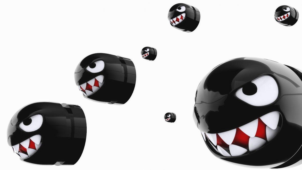 Bullet Bill Super Mario Video Games Wallpapers HD Desktop and