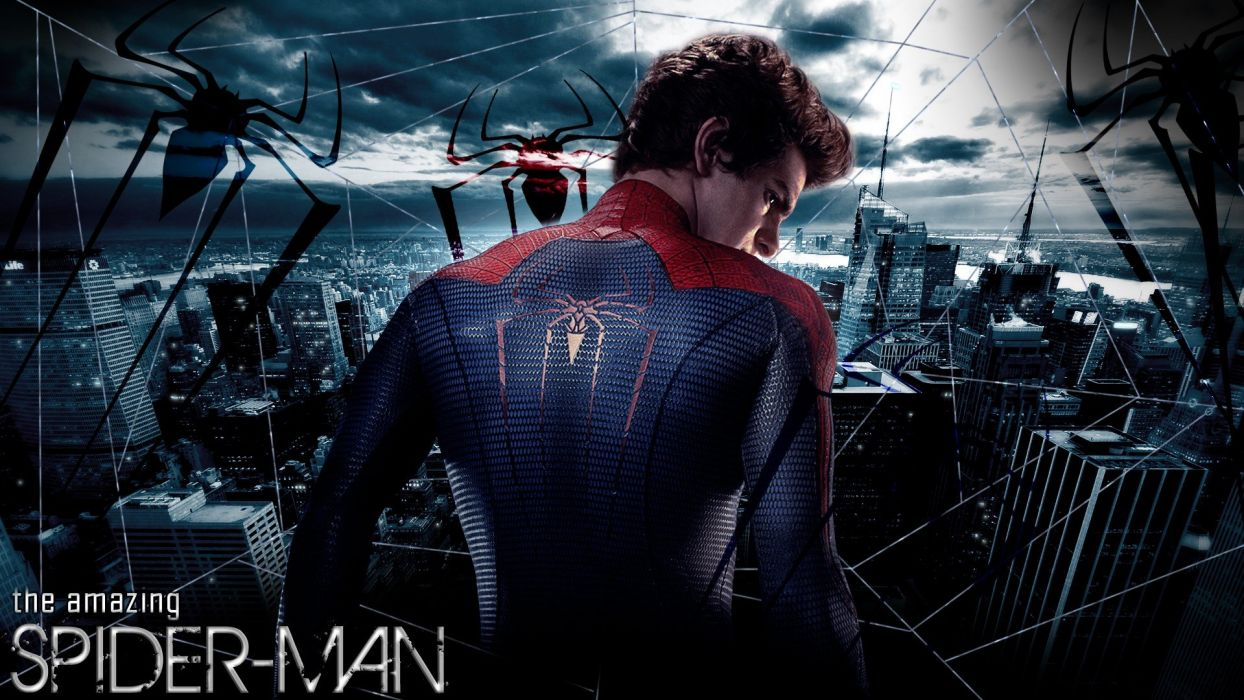 Spider-Man film Andrew Garfield The Amazing Spider-man wallpaper