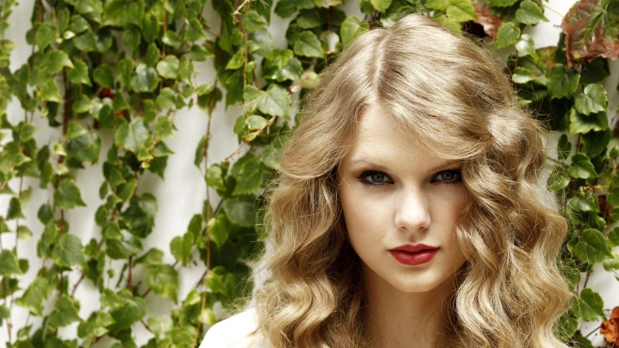 blondes women nature Taylor Swift celebrity wallpaper