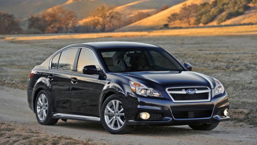 Subaru Legacy wallpaper