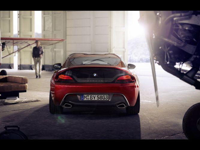BMW cars supercars Zagato coupe static BMW Zagato Concept wallpaper