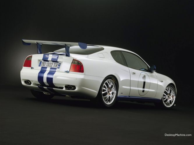 cars Maserati Tropheo wallpaper