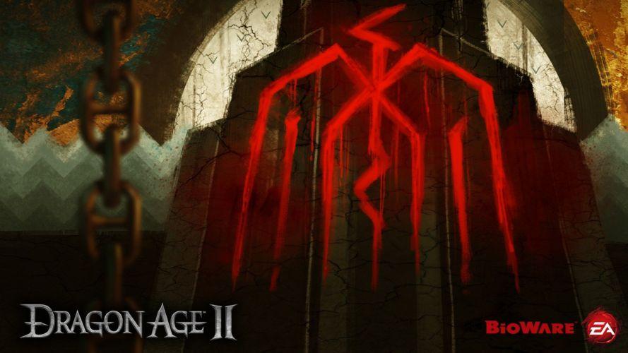 video games Dragon Age Dragon Age 2 wallpaper