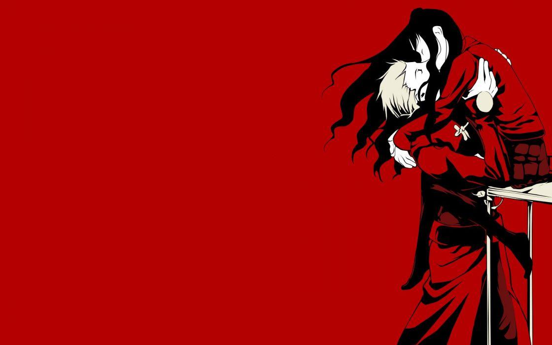 Rin Tohsaka V2 Fate Stay Night Minimalism By – Fondos de Pantalla