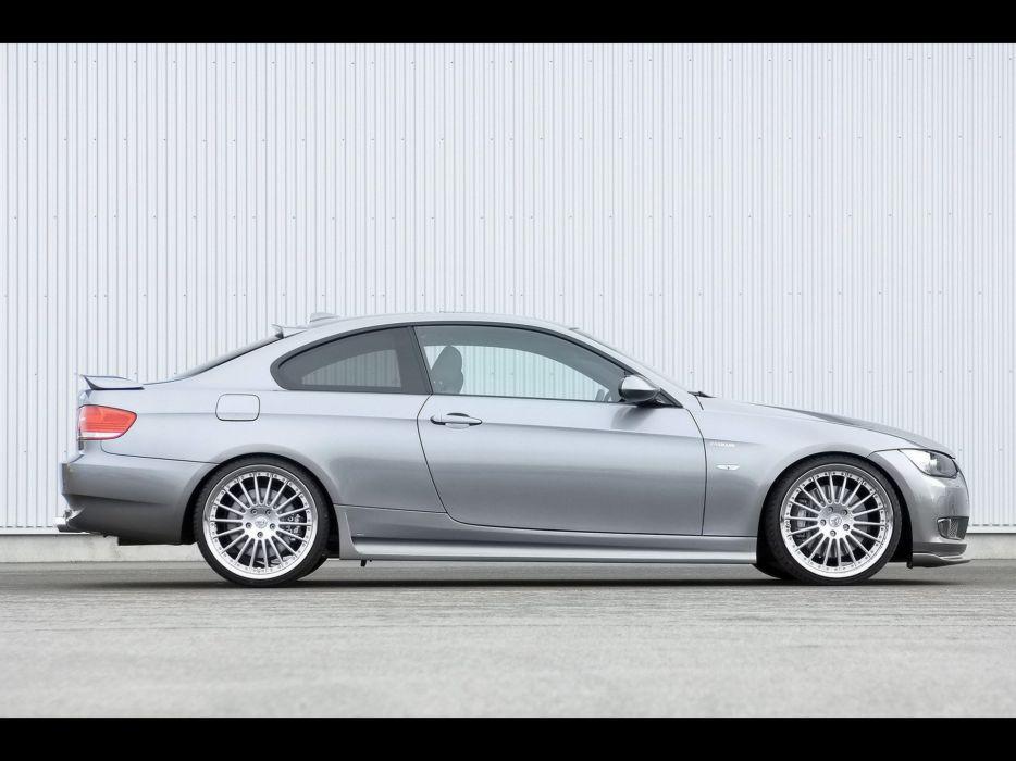 coupe Hamann BMW 3 Series wallpaper
