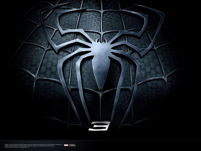 Spider-Man Spider-man logo Spiderman 3 wallpaper