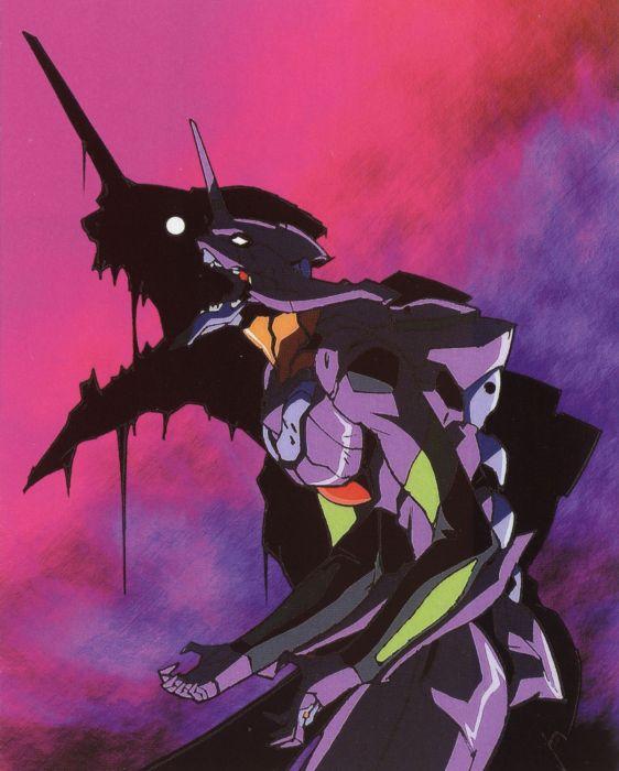 Neon Genesis Evangelion Eva Unit 01 Wallpaper 2196x2735 260635 Wallpaperup