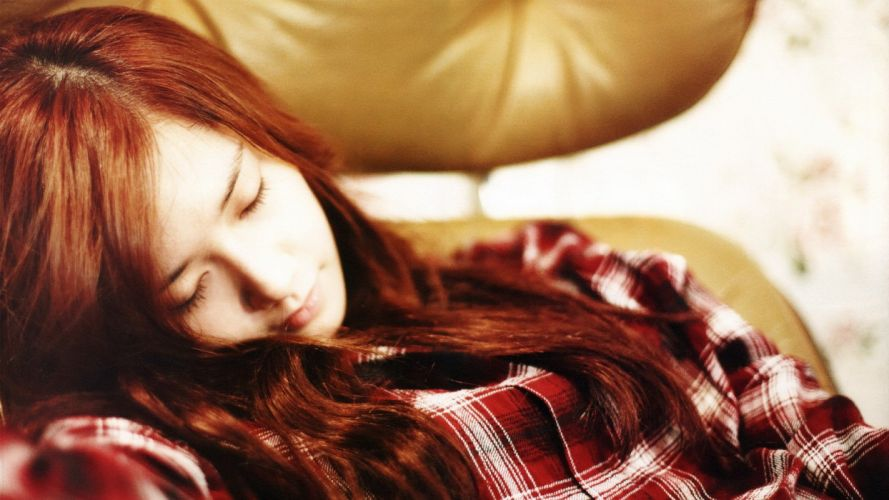 Girls Generation SNSD Asians Korean Korea shirts sleeping Im YoonA K-Pop Sleeping Beauty genie wallpaper