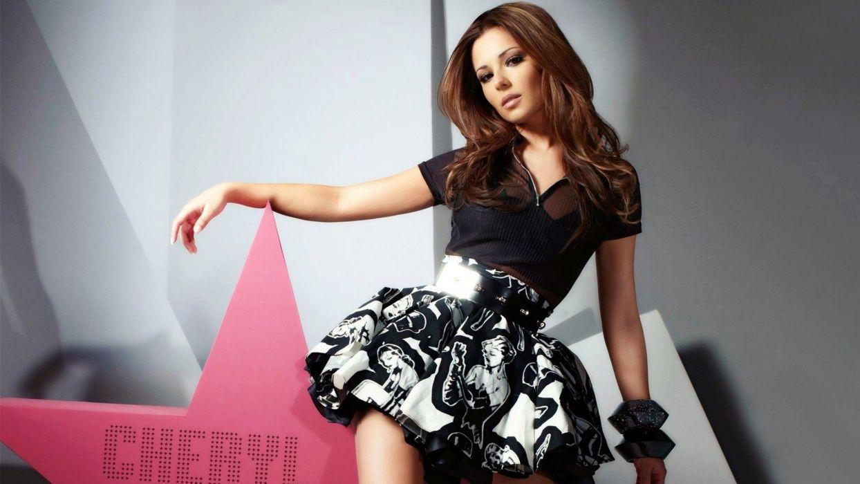 women actress models Cheryl Cole singers wallpaper