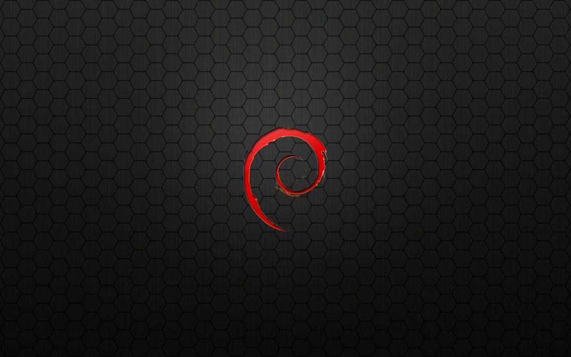 Linux Debian wallpaper