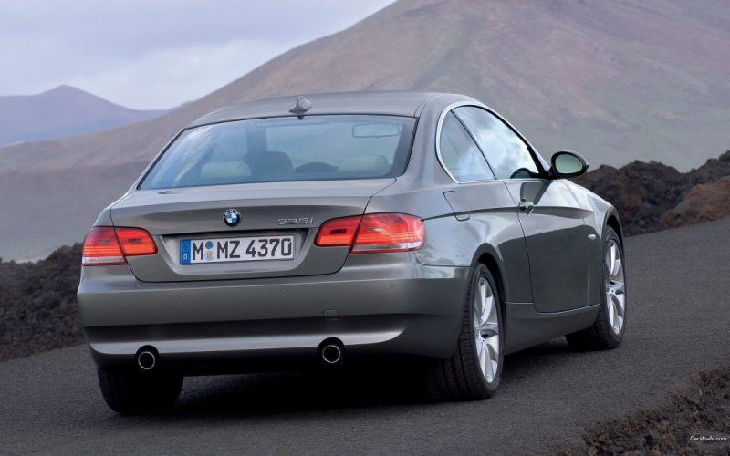 BMW cars 335i wallpaper