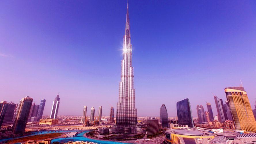 tower worlds Burj Khalifa wallpaper