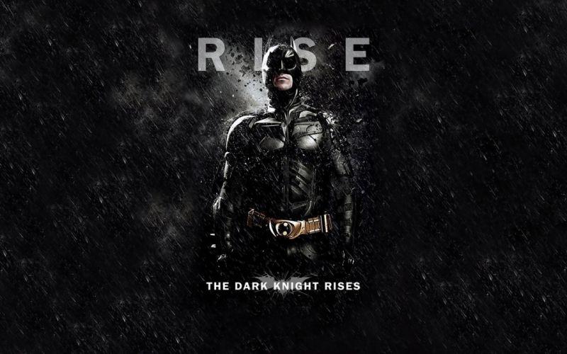 Batman The Dark Knight Rises wallpaper