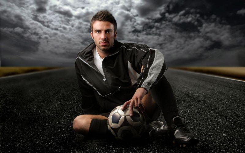 soccer roads wallpaper